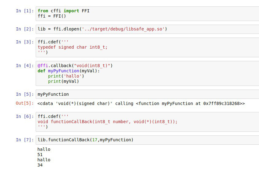 How to use safe_client_libs in python? - SAFE Client Libs - SAFE Dev